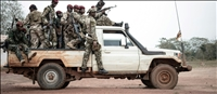 Centrafrique: