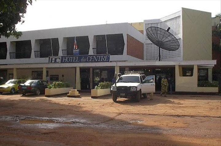 Hotel Du Centre Bangui
